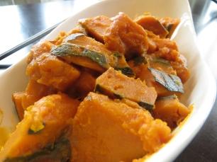 Japanese Pumpkin Kabocha