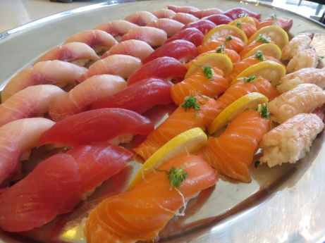 Assorted Nigiri Platter