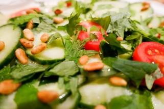 Tako Salad