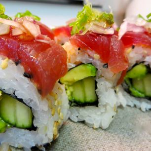 Ruby Red Roll