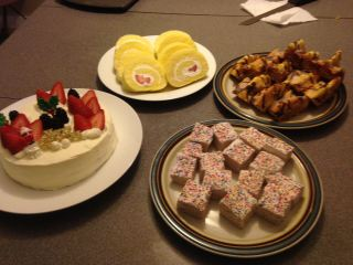 The best desserts ever!!