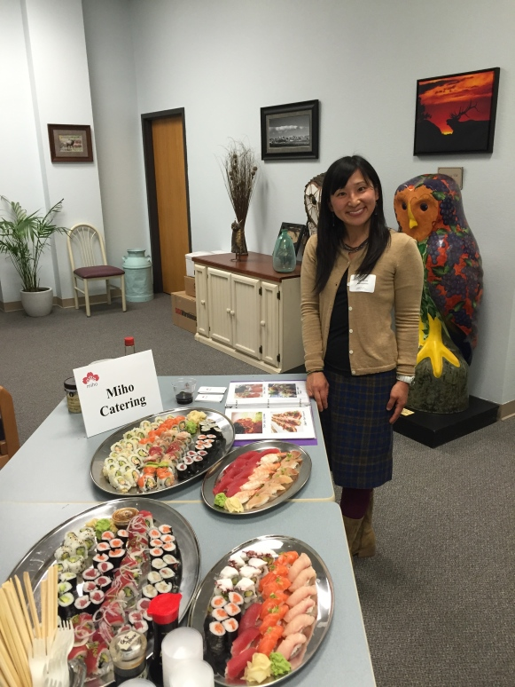 Lafayette Chamber of Commerce business connection Event