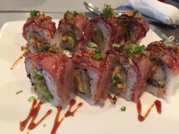 heavenly beef roll