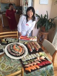 Hello Sushi!