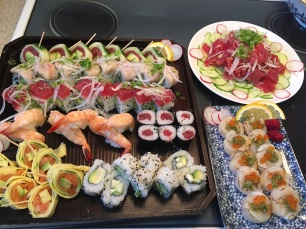 sushi delivery done right!