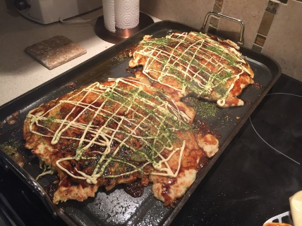 okonomiyaki happens!